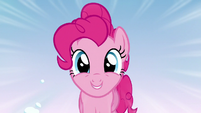 "Pinkie smiles ""There it is!"" S5E11"