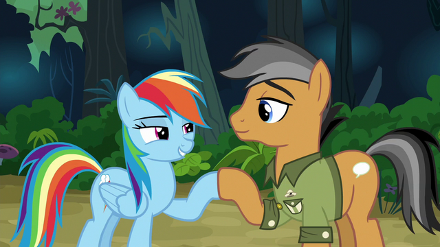 File:Rainbow and Quibble hoof-bump of friendship S6E13.png