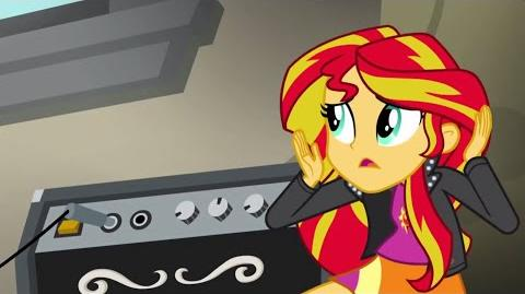Swedish Equestria Girls Rainbow Rocks Bad Counter Spell HD