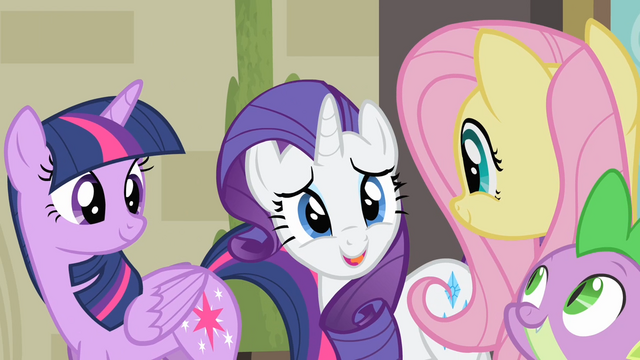 File:Rarity 'Hope you're all available...' S4E08.png