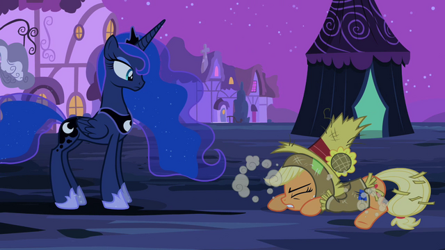 File:Applejack on the ground S2E04.png