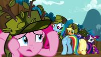 Pinkie Pie cowering S2E21
