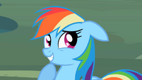 Rainbow Dash Epic Overload Cuteness S2E8