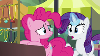 "Rarity ""you're supposed to be all..."" S6E3"