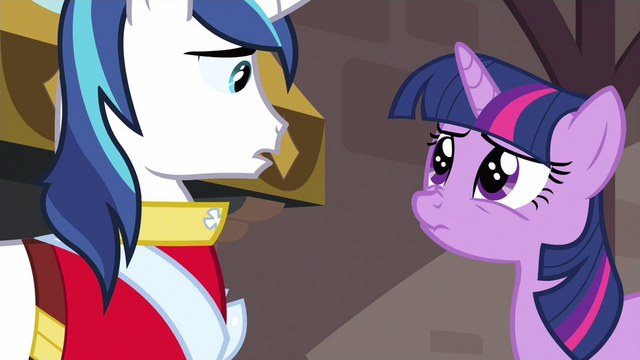 File:Twilight trying to warn Shining Armor S2E25.png