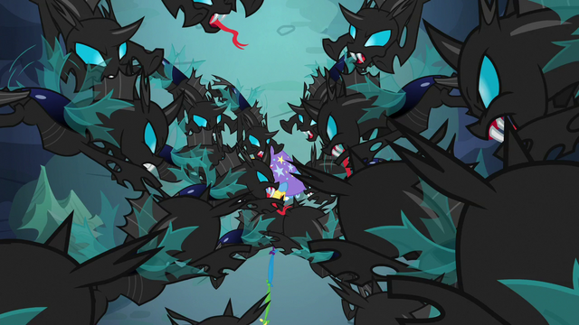 File:Changelings swarm over Trixie S6E26.png