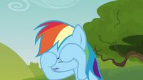 Rainbow Dash wiping her eyes S3E03