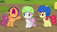 """Scootaloo """"we were supposed to drive them!"""" S6E14"""