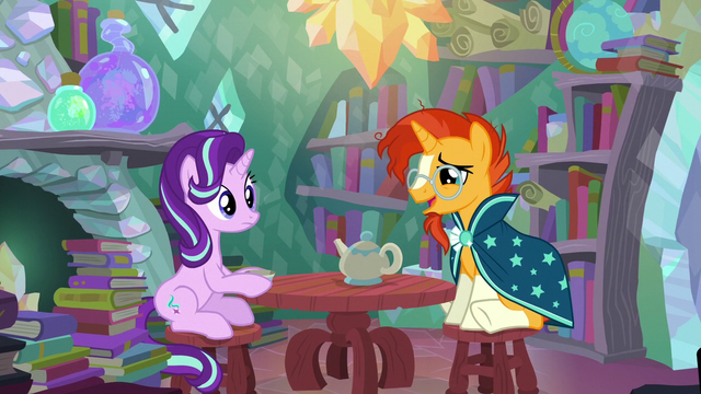 "File:Sunburst ""you and I to be friends again"" S6E1.png"