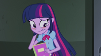 Twilight blushing in discomfort EG2