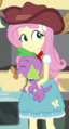 Fluttershy cowgirl outfit ID EGS1.png