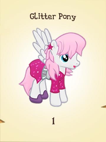 File:Glitter Pony MLP Gameloft.png