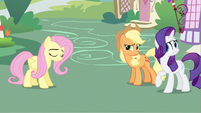 Rarity question face 2 S2E20