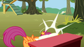 Scootaloo slamming her head on the piano S01E18.png