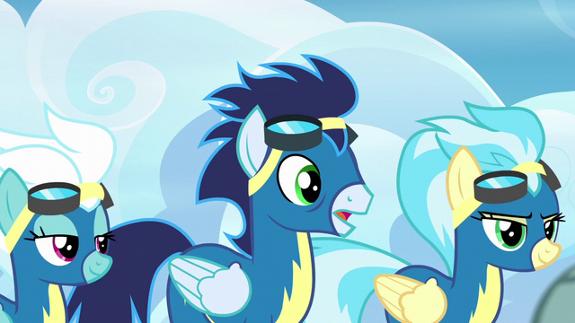 "File:Soarin ""are you okay, Rainbow Dash?"" S6E7.png"