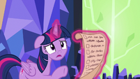"Twilight ""I don't think friendship lessons are enough"" S7E1"