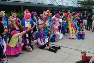 BronyCon 2014 cosplay contest