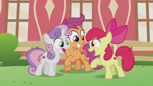 File:Cutie Mark Crusaders ecstatic S5E18.png