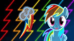 File:FANMADE Neon Rainbow Dash.jpg