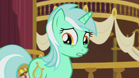 Lyra hurt by Sweetie Drops' deception S5E9