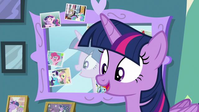 "File:Twilight Sparkle proud ""I am!"" S7E1.png"
