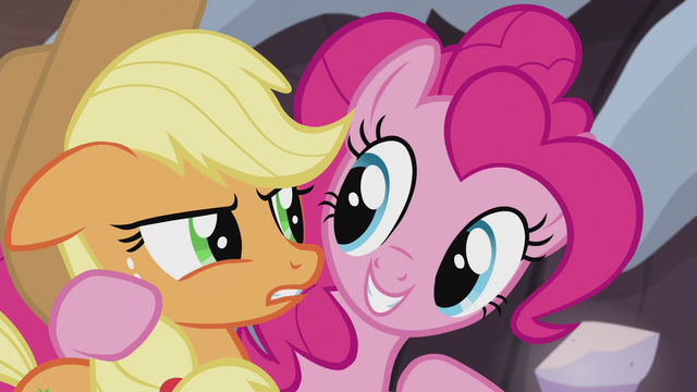 """File:Applejack """"the what findin' what now?"""" S5E20.png"""
