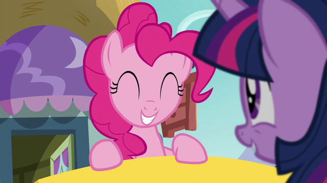 File:Pinkie Pie gives a pleased grin S5E19.png
