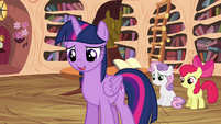 "Twilight Sparkle ""I already told you"" S4E15"