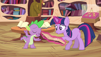 Twilight be in here S3E13