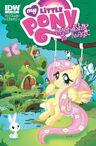 Comic issue 21 cover RI