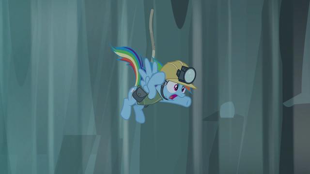 File:Rainbow falls down S5E8.png