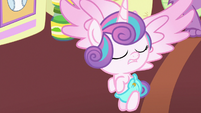 Flurry Heart shaking her head S7E3