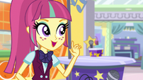 Sour Sweet waves goodbye to Rarity EGS1