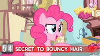 "Hot Minute with Pinkie Pie ""bubbly shampoo"""