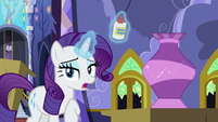 "Rarity ""Very... different"" S5E11"