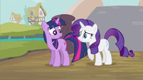 Rarity how do we S2E20