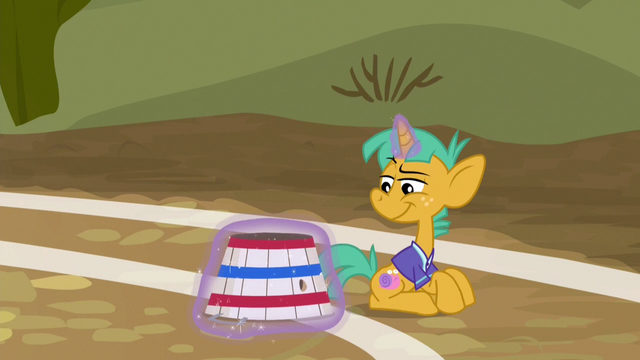 File:Snails catches the softball under the basket S6E18.png