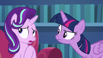 """Starlight """"the first time I cast that particular spell"""" S6E21"""