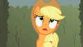 Applejack has a bad feeling about Discord S2E01.png