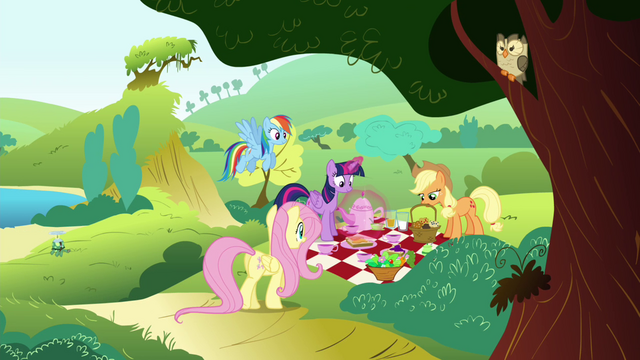 "File:Fluttershy ""I sure hope Maud has an appetite"" S4E18.png"
