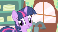 Twilight jealous of her S1E20
