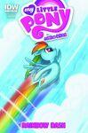 Comic micro series 2 cover A
