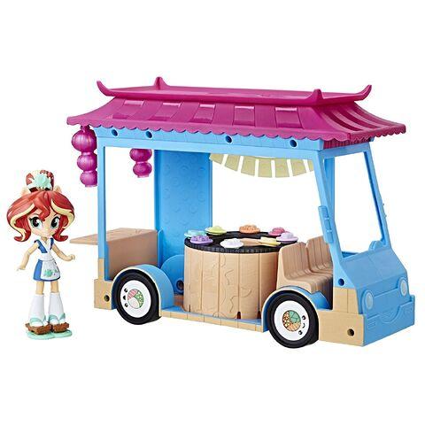 File:Equestria Girls Minis Sunset Shimmer Rollin' Sushi Truck set back.jpg