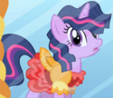 """Twilight """"too poofy"""" outfit ID S1E1"""