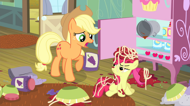 "File:Applejack ""This is worse than I thought!"" S4E17.png"