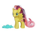 Fluttershy Rainbow Power Playful Pony toy unpackaged