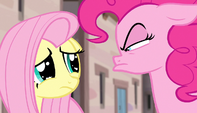 Fluttershy sad disappointment S5E1