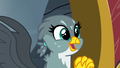 Gabby inspired by Pinkie Pie and Rainbow Dash S6E19.png
