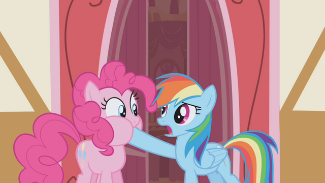 """File:Rainbow Dash """"a simple nod would do"""" S1E05.png"""