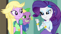 """Rarity """"we'll need a disguise for your dog"""" EG.png"""
